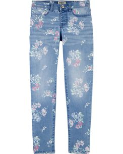 4f404bd8 Girls Jeans: Girls Skinny, Bootcut & Flare Jeans   Oshkosh   Free ...