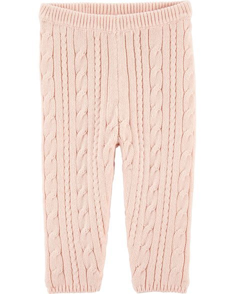 6754c0ead0f2d Cable Knit Pants | OshKosh.com