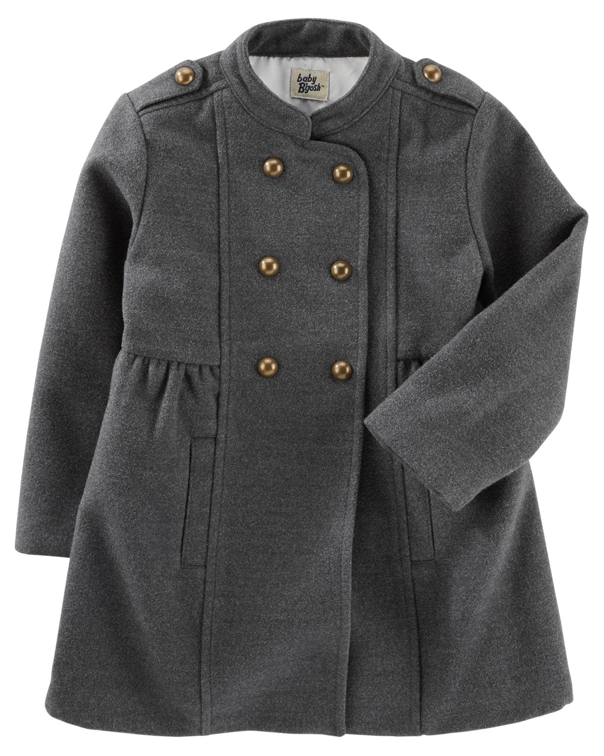 c71e98326 Double-Breasted Coat