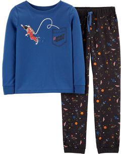 2ef3c8444 Boys Pajamas & 2-Piece PJs for Boys | OshKosh | Free Shipping