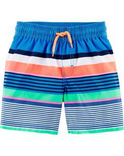 178aabb5773 OshKosh Striped Swim Trunks