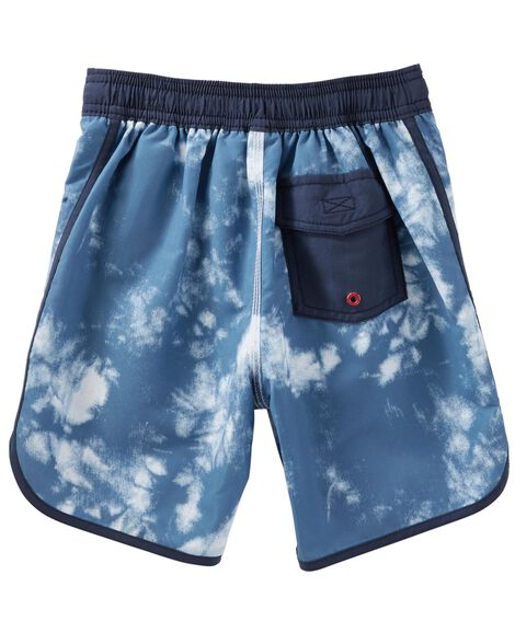 04becd05d9 OshKosh Tie-Dye Swim Trunks | OshKosh.com