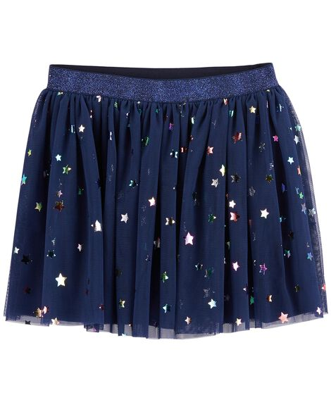 Star Tulle Skirt