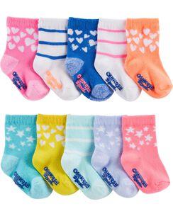 9a61040f3c6 Girls Socks & Underwear   Oshkosh   Free Shipping
