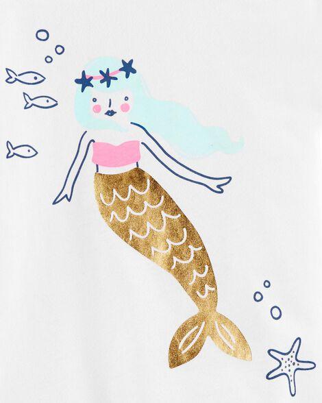 Side-Tie Mermaid Tunic