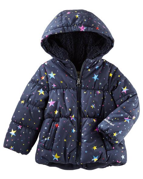 8e5230d2d Hooded Heavyweight Bubble Jacket