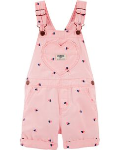 eda2d9df6 Baby Girl Overalls & Jumpers | OshKosh | Free Shipping