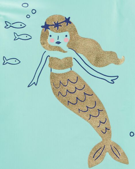 OshKosh Mermaid Rashguard Set