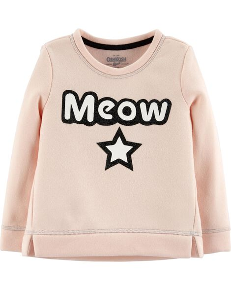 Meow Pullover