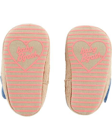 OshKosh Tassel Baby Shoes