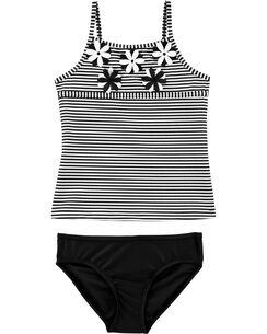 43f490f084bec Girls' Swimsuits & Bathing Suits, Rash Guards | OshKosh | Free Shipping