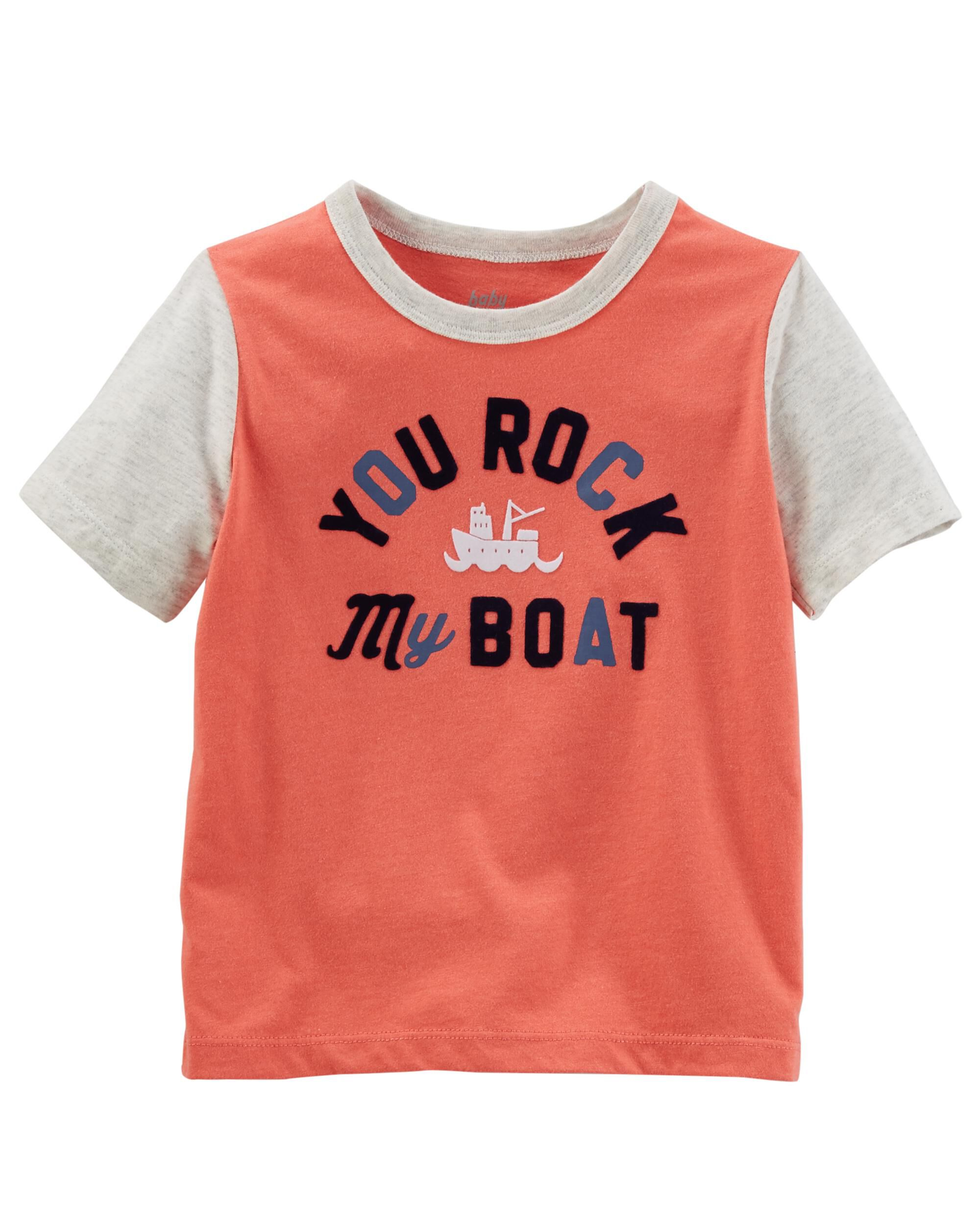 Boat Graphic Tee