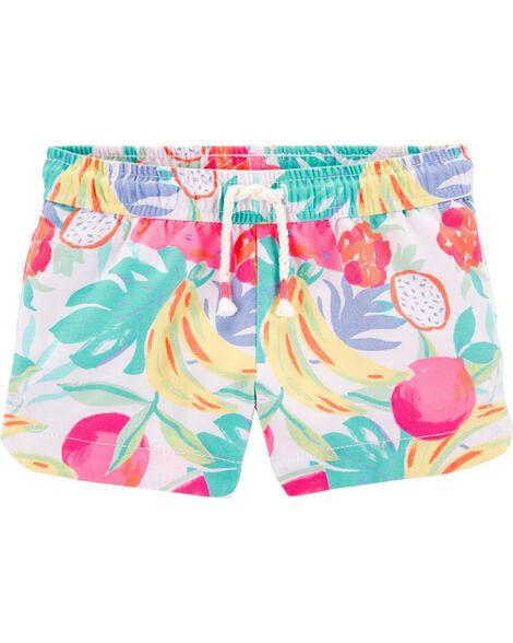 Fruit Twill Shorts