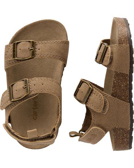 81c6d37f2 Baby Boy Carter s Buckle Cork Sandals