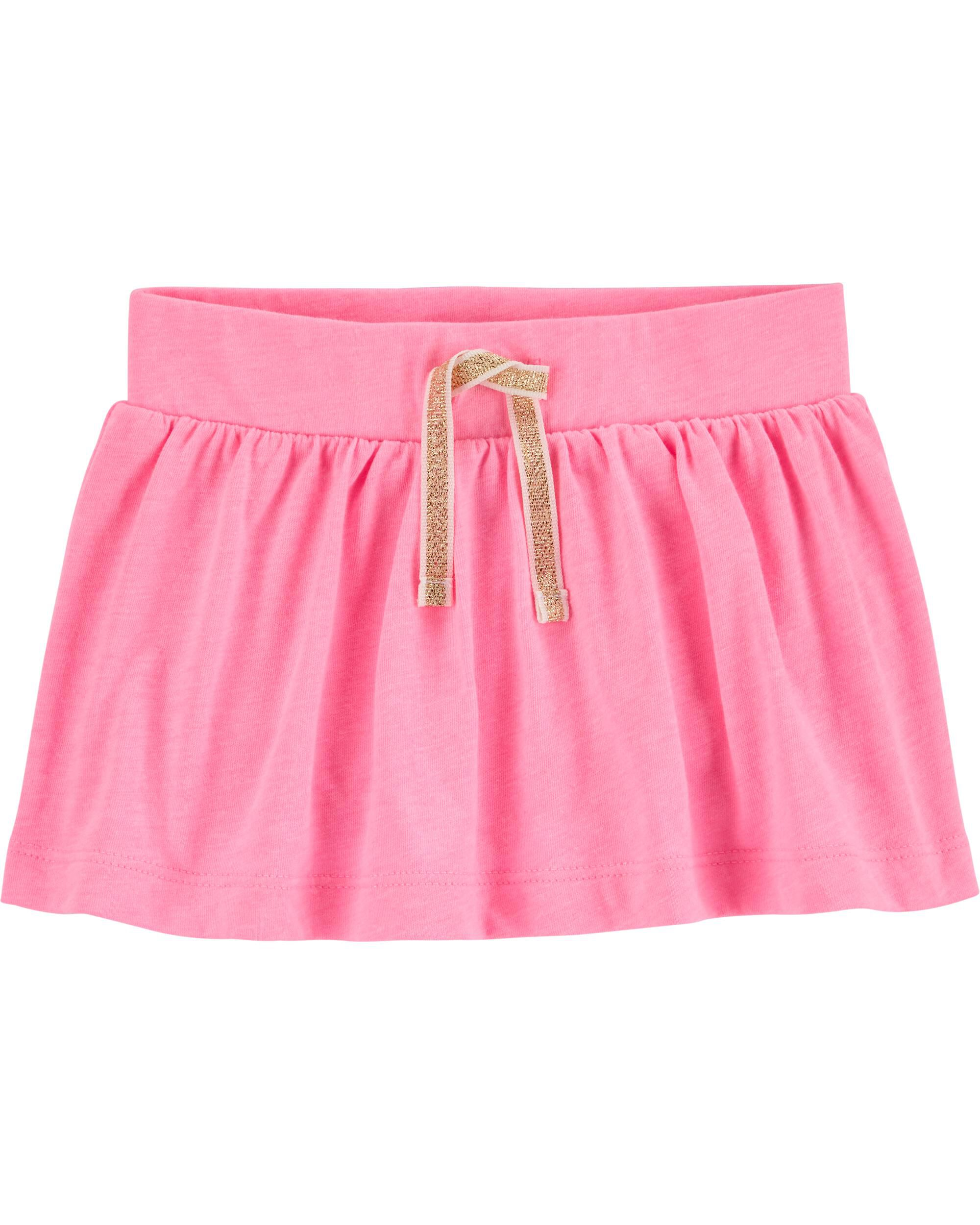 OshKosh BGosh Baby and Toddler Girls Pull-on Cotton Skort