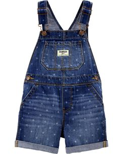 61c4a5391bb1 Baby Girl Overalls & Jumpers | OshKosh | Free Shipping