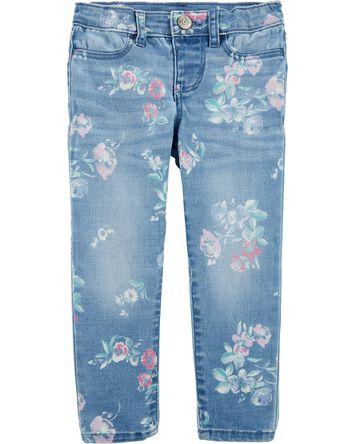 b5923a6685f1e Baby Girl Leggings & Pants | OshKosh | Free Shipping