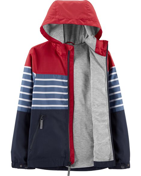 Striped All-Purpose Jacket