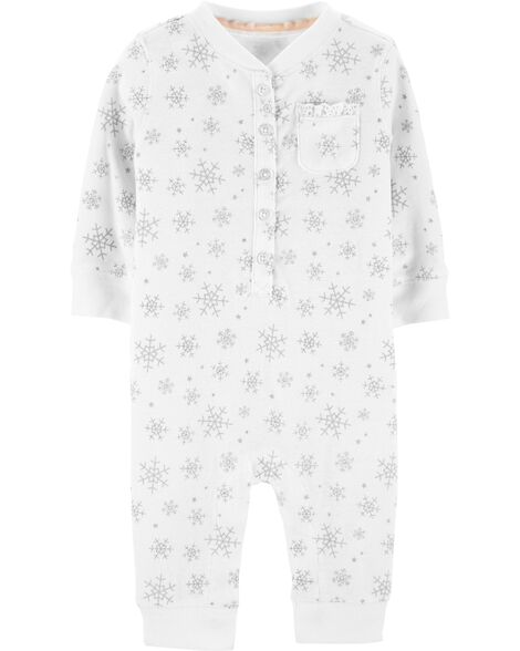 Snowflake Coverall