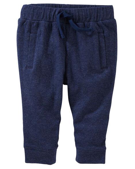 6861801139762 Double Knit Pull-On Pants | OshKosh.com