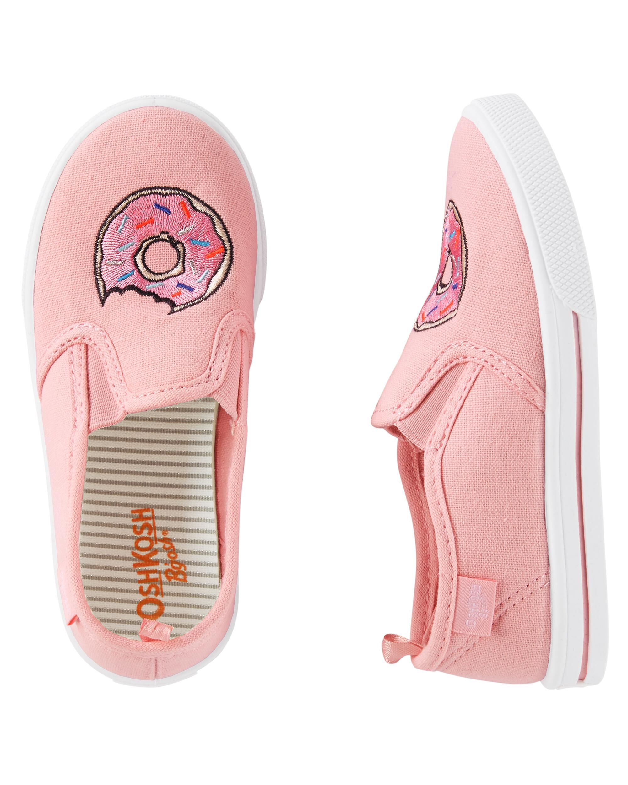 OshKosh Donut Slip Shoes