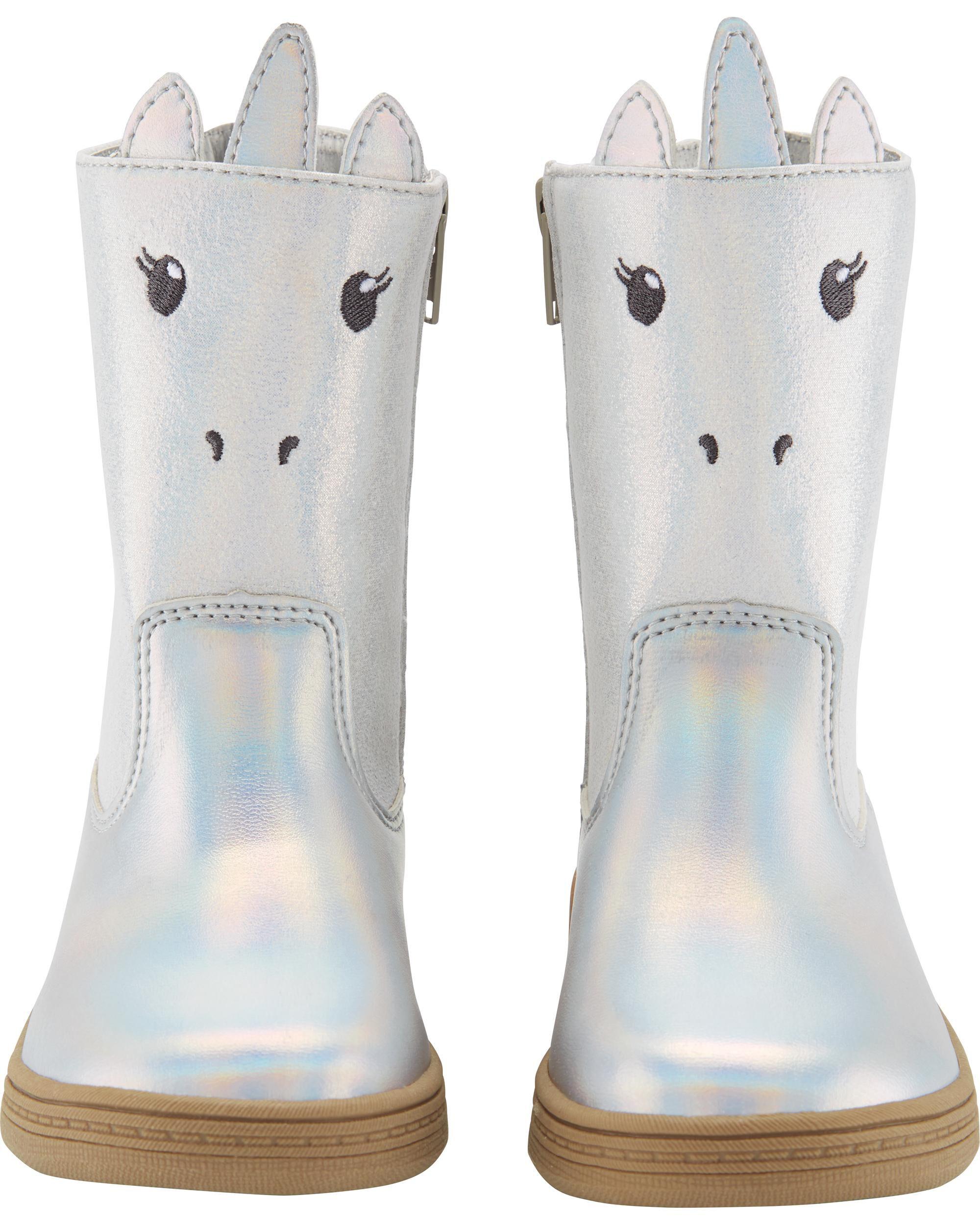 Carter's Unicorn Boots | oshkosh.com