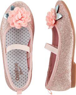 8842651d35ab OshKosh Ballet Flats
