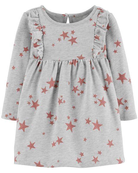 Rose Gold Star Dress