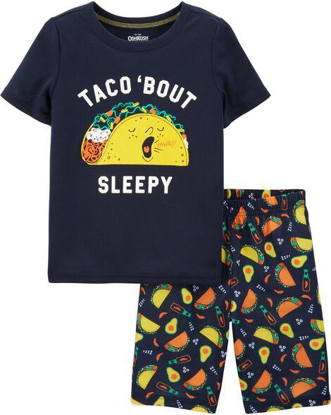 2-Piece Taco PJs