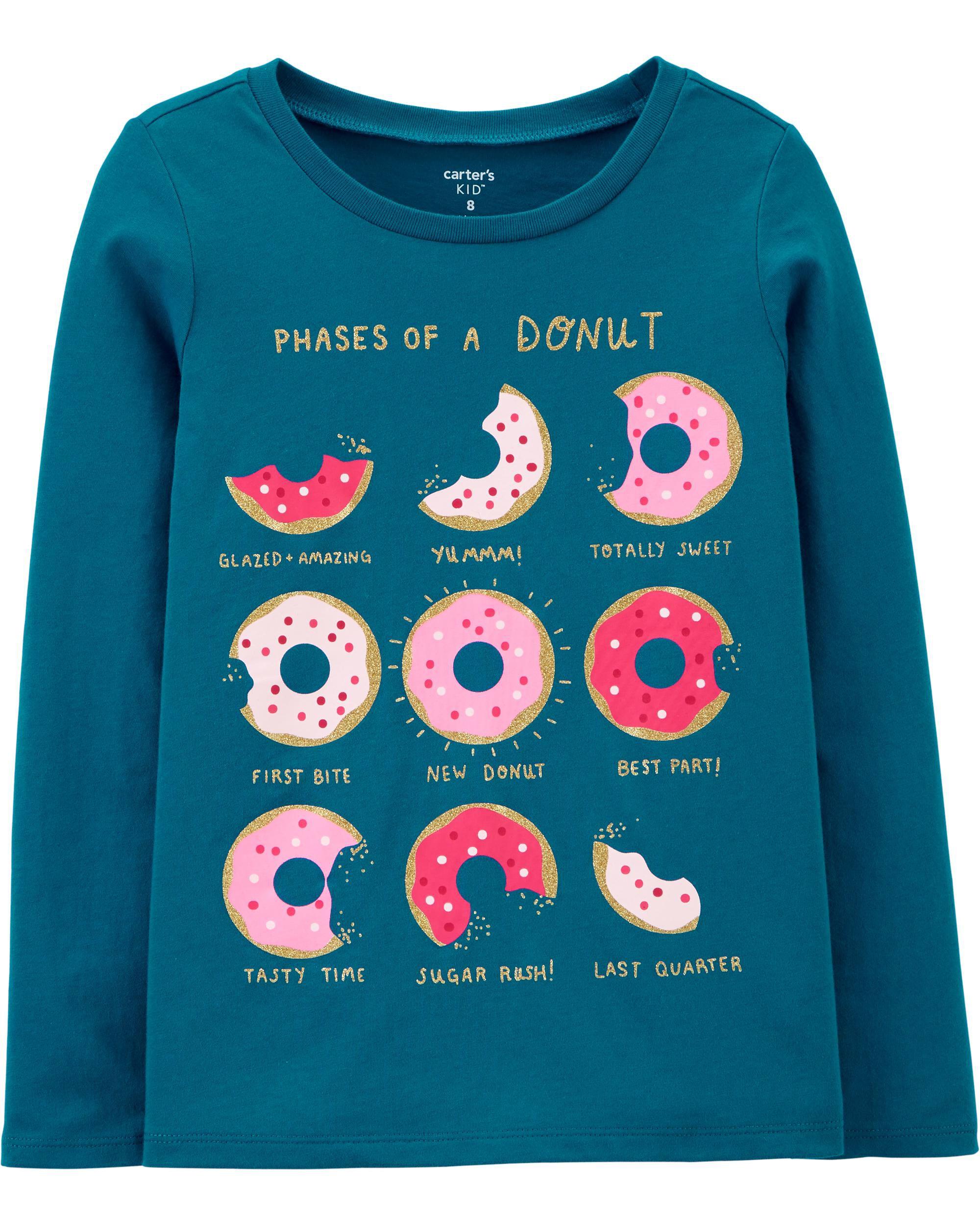 *DOORBUSTER*Donut Moon Jersey Tee