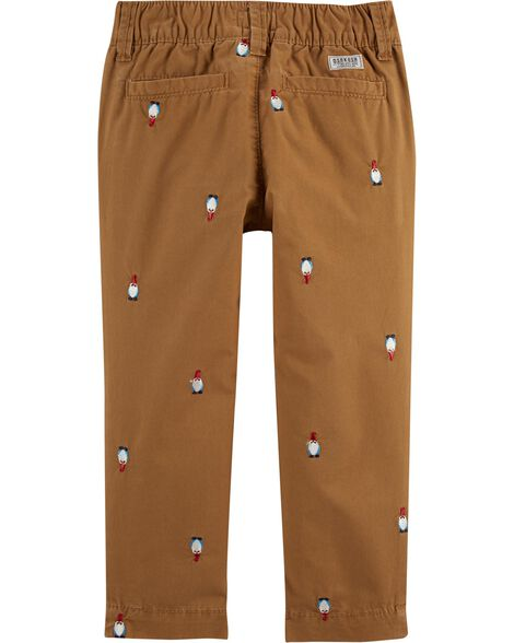 Gnome Shiffli Pants