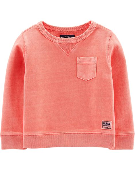 French Terry Pullover