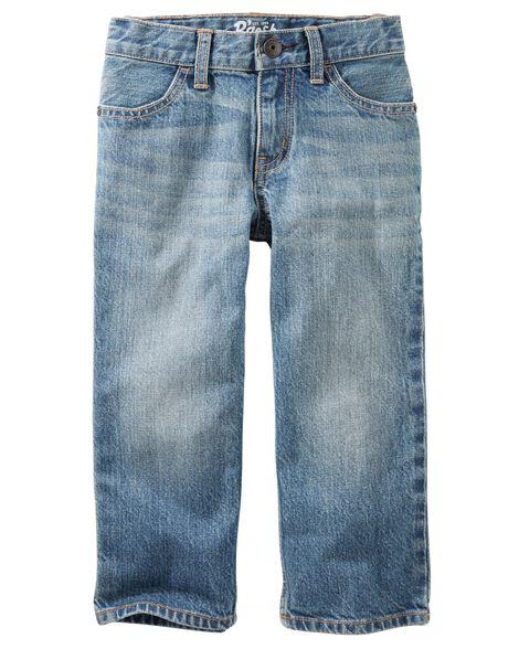 Classic Jeans - Natural Indigo Wash