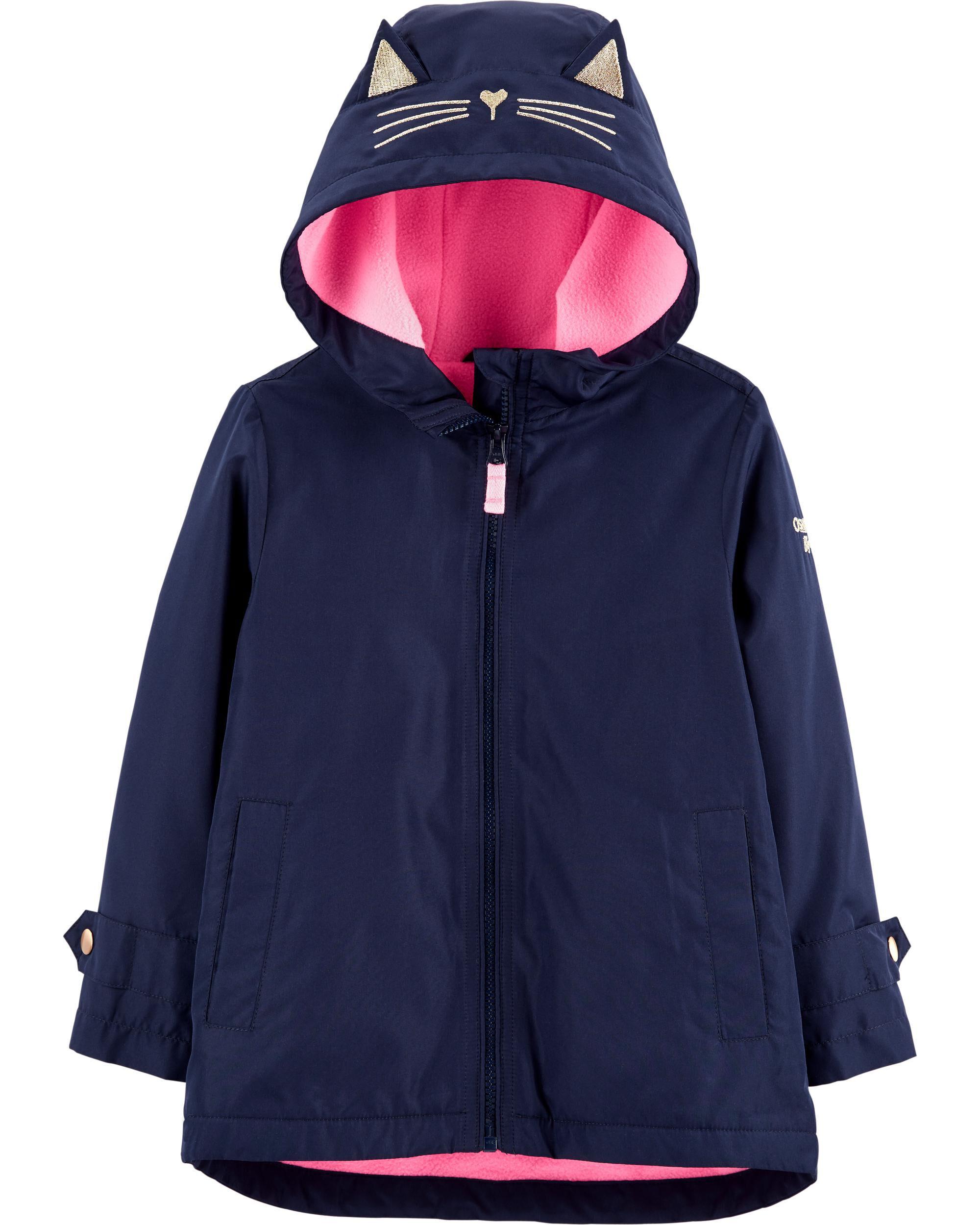New Fashion Oshkosh B'gosh Girls Size 18 M Bib Overall Lined Snow Ski Winter Pants Pink Polk Cheap Sales Baby & Toddler Clothing
