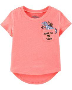 facb105b Baby Girl Graphic Tees | OshKosh | Free Shipping