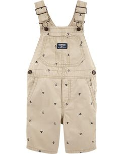 c810c1bf0945 Anchor Schiffli Shortalls