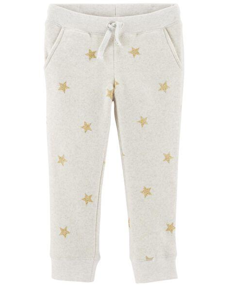 Star Fleece Pants