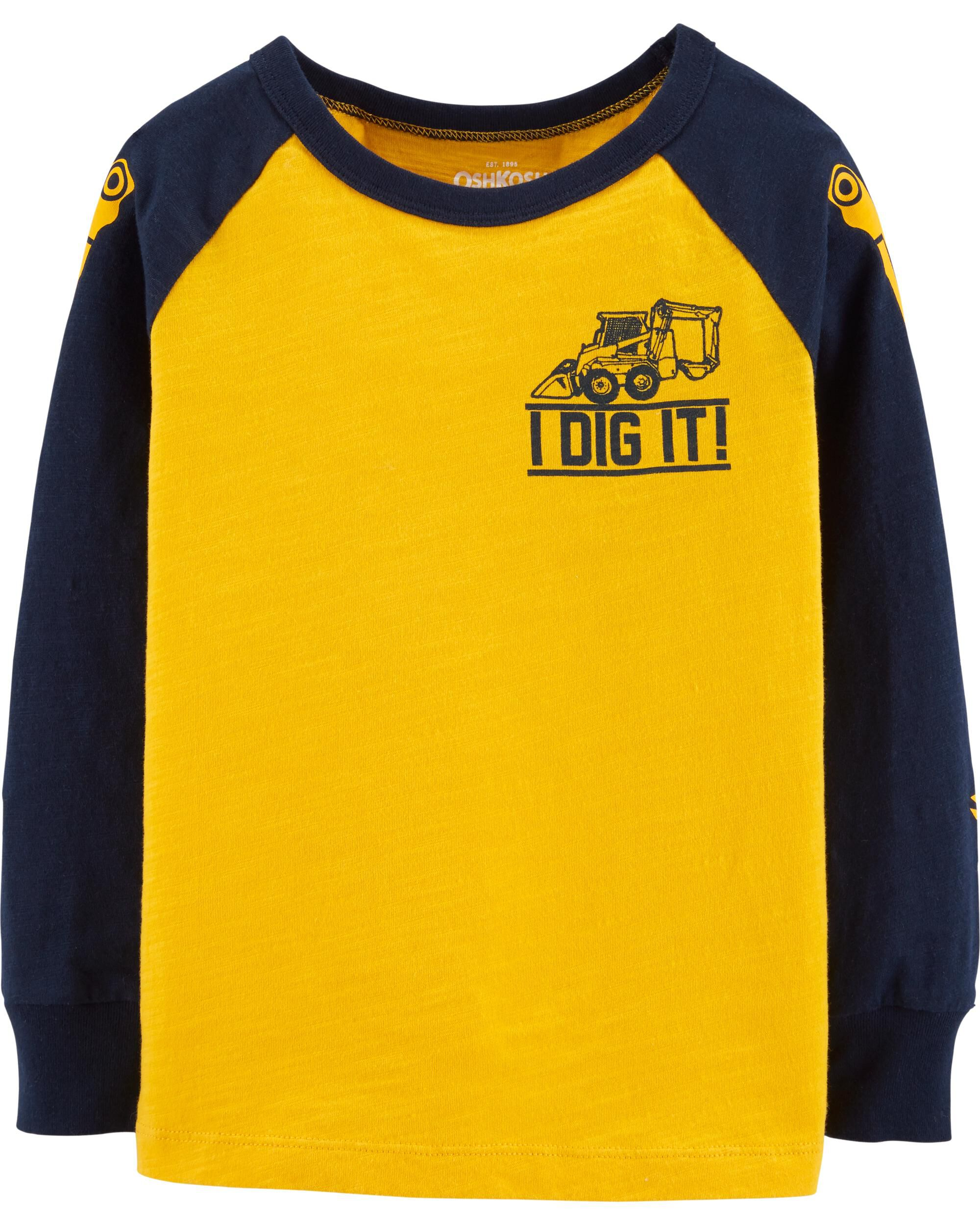 Im 2 Can You Dig It Two Year Old Infant//Toddler Cotton Jersey T-Shirt