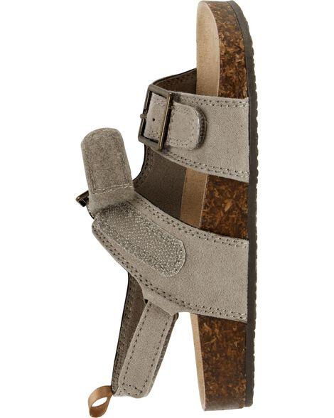 6b7dd1457 OshKosh Cork Sandals · OshKosh Cork Sandals ...