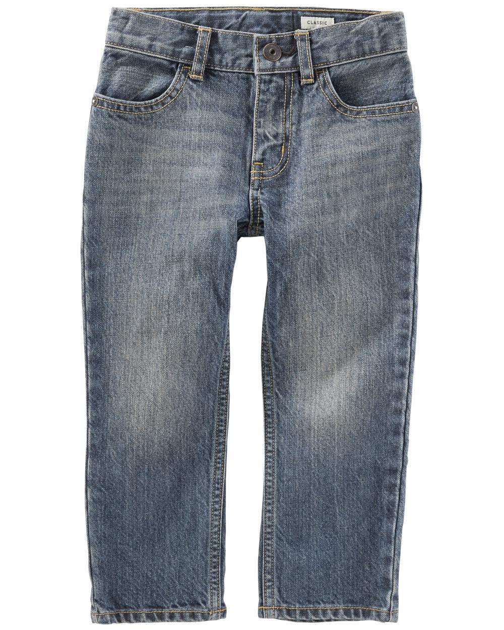 *DOORBUSTER*Classic Jeans - Rail Tie True Blue Wash