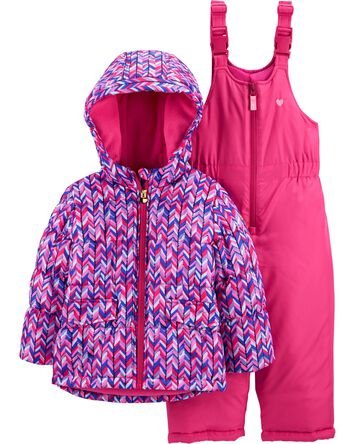7be6d198a Baby Girl Outerwear | OshKosh | Free Shipping