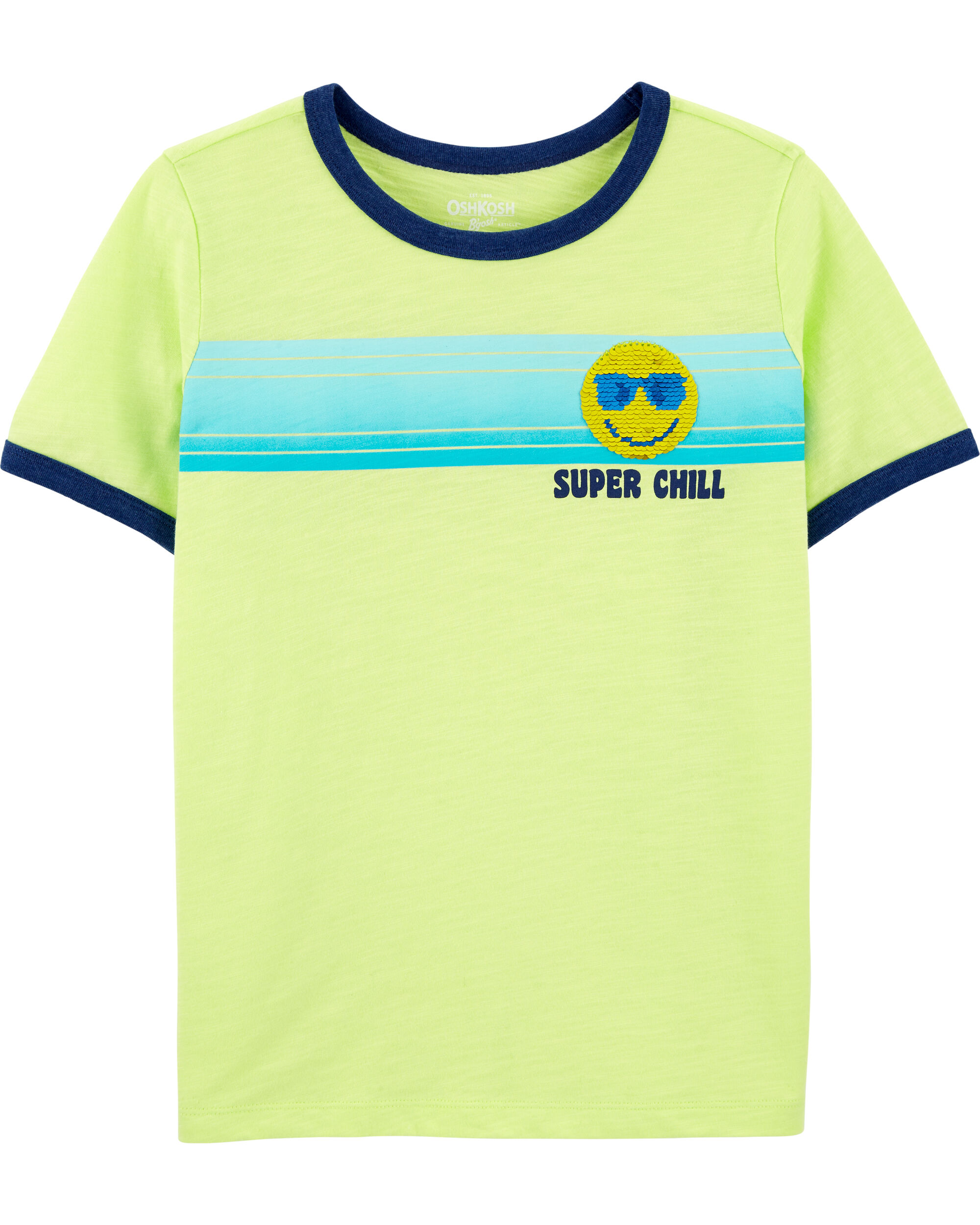 *CLEARANCE*Super Chill Flip & Reveal Sequin Tee
