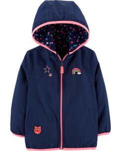 9aaedabfc385 Toddler Girl Jackets