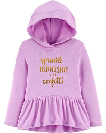Friendship Hooded Tunic