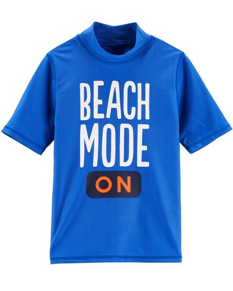 OshKosh Beach Mode Rashguard