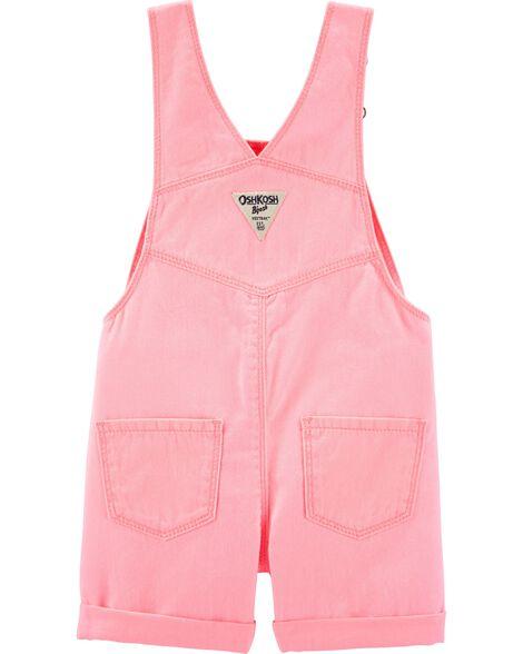 Neon Pink Shortalls