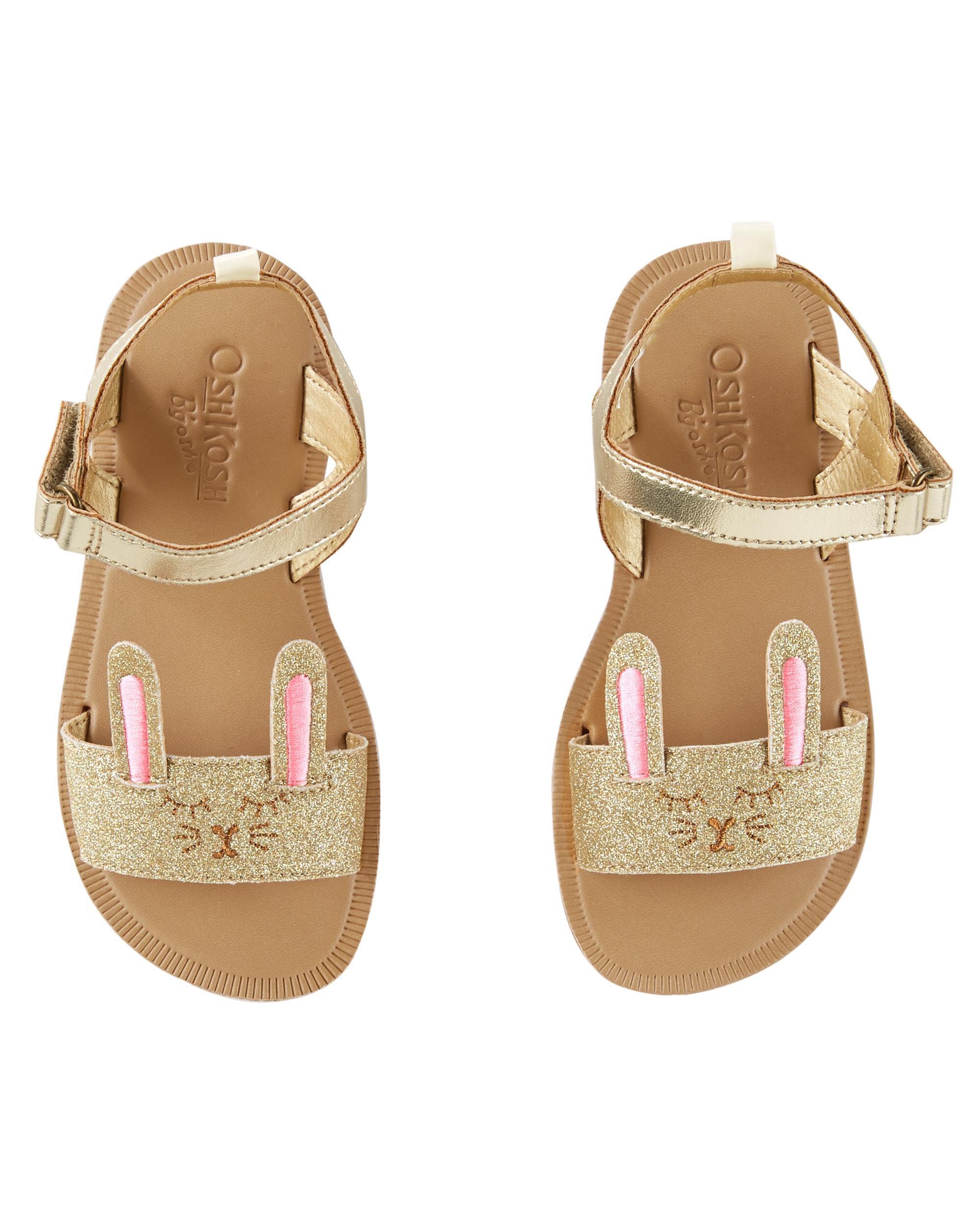 oshkosh baby sandals