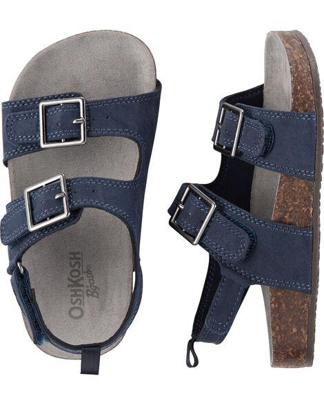 b29b3a4f3966 Toddler Boy OshKosh Buckle Sandals