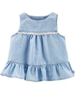 c2c91574c Baby Girl Shirts & Tops   OshKosh   Free Shipping