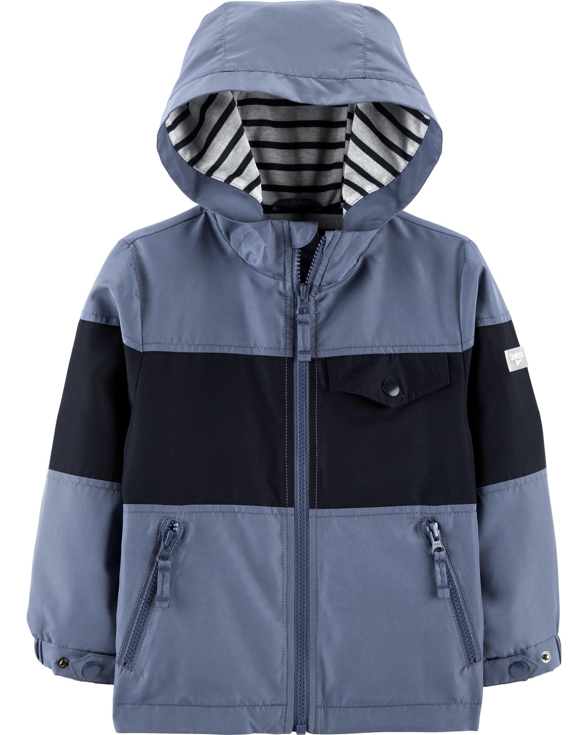 All-Purpose Jacket Toddler Boy Coats \u0026 Jackets | OshKosh Free Shipping